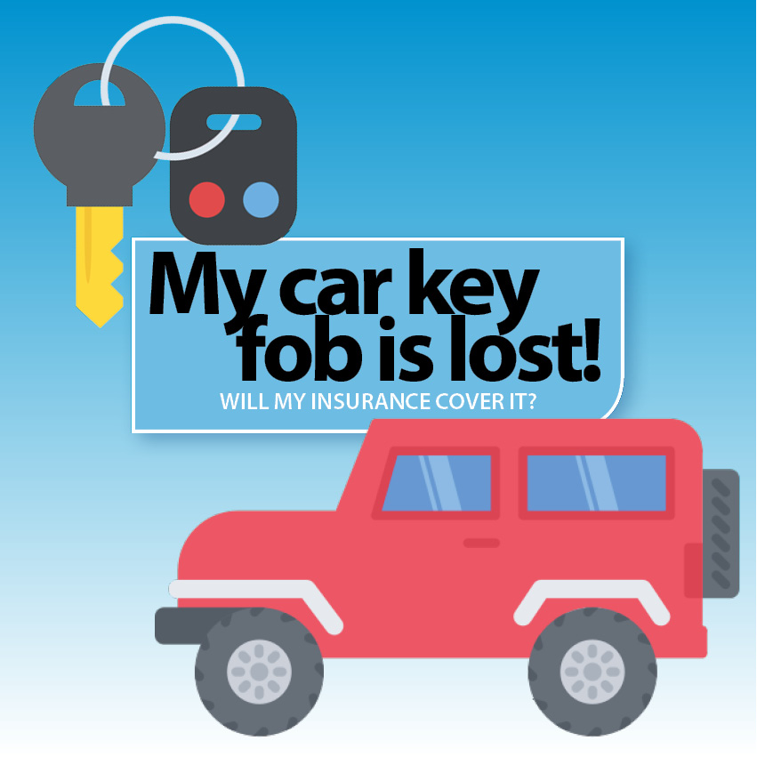 Lost Your Car Key Fob? [INFOGRAPHIC] - Capital Insurance Group